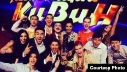 Команда КВН «Азия Mix».