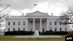 Pamje e pjesës veriore të Shtëpisë së Bardhë
