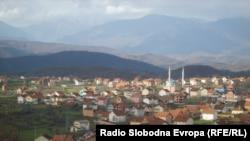 Поглед на општина Центар Жупа и Дебар