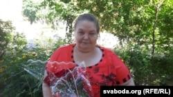 Ніна Жызьнеўская, маці Міхася Жызьнеўскага