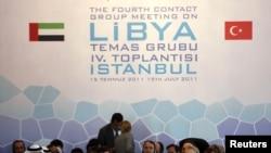 Состанок на Контакт-групата за Либија во Истанбул