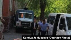 Мурдагы премьер-министр Сапар Исаков сотко жеткирилди. 31-июль, 2018-жыл.