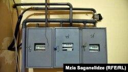 газовые счётчики