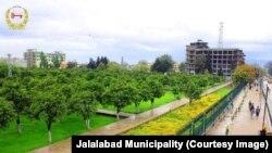 نمایی از شهر جلال آباد