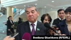 Куаныш Султанов, избранный депутатом мажилиса шестого созыва.