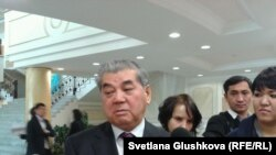 Куаныш Султанов, депутат мажилиса парламента Казахстана.