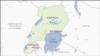 آرشیف، موقعیت کشور رواندا در نقشه