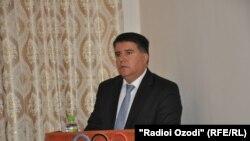 Бахрулло Раджабалиев