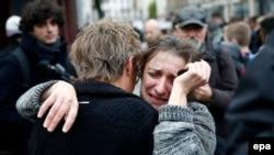 فرانسه، یک روز پس از حملات مرگبار روز جمعه