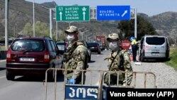 Запрет на въезд и выезд из четырех крупных городов – Тбилиси, Рустави, Кутаиси и Батуми – сохранится