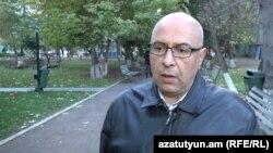 Տնտեսագետ Աշոտ Եղիազարյան