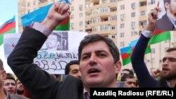 Оппозиционный политик Азербайджана Асиф Юсифли.