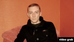 Stanislav Aseyev disappeared in Ukraine's Donetsk region on June 2, 2017, and has been held by the separatists since.
