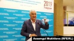 Әміржан Қосанов. Нұр-Сұлтан, 6 мамыр 2019 жыл.