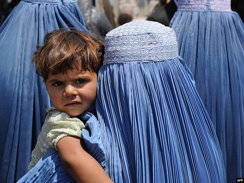 Life as an Afghan woman