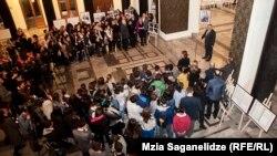 საქართველოს დამოუკიდებლობის აღდგენის რეფერენდუმისადმი მიძღვნილი გამოფენა