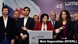 Несмотря на противоречия внутри «Мечты», правящая партия и независимый кандидат вместе пойдут на второй тур