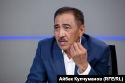 Артур Медетбеков.
