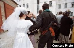 Свадьба в Чечне. 1998 год