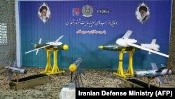Іран представив нові моделі ракет