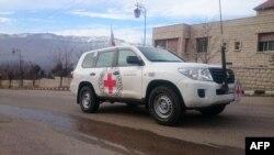 Medjunarodni Crveni križ