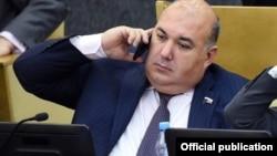 Депутат Госдумы России от ЛДПР Юрий Напсо