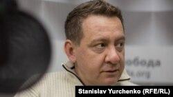 Новий заступник генерального директора телеканалу ATR Айдер Муждабаєв