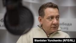 Заместитель главного редактора телеканала АТR Айдер Муждабаев