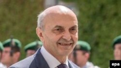 Kryeministri i Kosovës, Isa Mustafa.