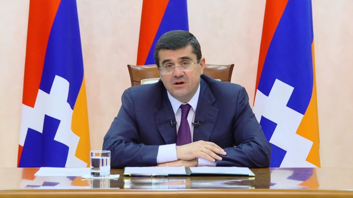 Karabakh Leader Sees No Peace Deal With Azerbaijan