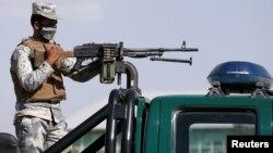 افغان ځواکونو د انتخاباتو د امنیت ټینګولو لپاره کوټلي ګامونه پورته کړي.