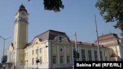 Burgas, Bulgaria 2016: Gara