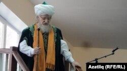 Тәлгать Таҗетдин, мөфти
