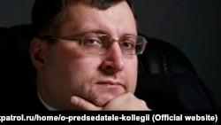 Александр Молохов, российский адвокат