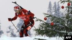 Легенда сучасного біатлону норвежець Уле-Айнар Бйорндален у Контіолахті виграв гонку переслідування – вперше у сезоні