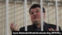 Віктор Смалій, адвокат Андрія Дзиндзі