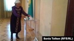 Казакстандагы добушканалардын бири. 26-апрель, 2015-жыл.