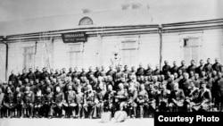 Туркестанские войска. 1916 год.