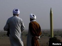 İranda hərbi təlimlər