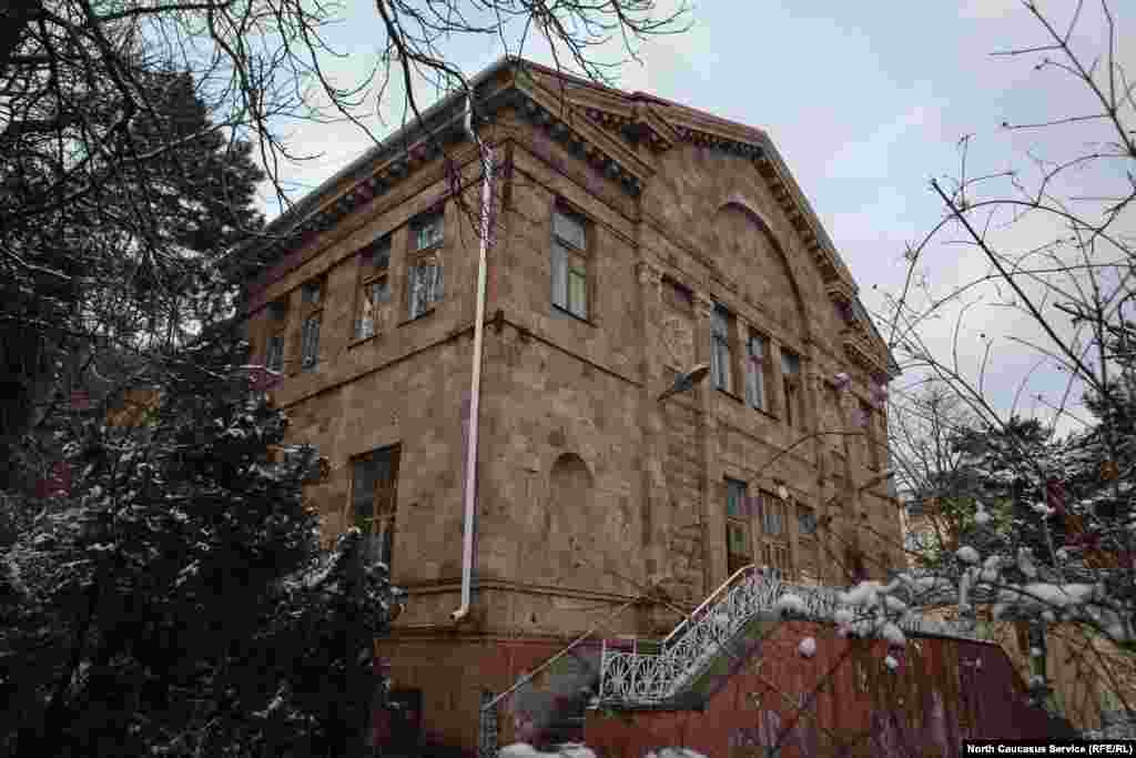 Комплекс зданий на бульваре Гагарина