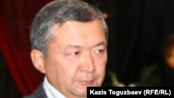Маңғыстау облысының әкімі Бауыржан Мұхамеджанов. Алматы, 12 қыркүйек 2010 жыл.