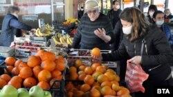 От 16 април до второ нареждане пазарите в България са затворени