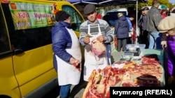 Ярмарка в Крыму. Архивное фото