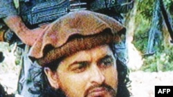 Pakistani Taliban chief Hakimullah Mehsud in a screen grab from October 2009