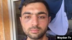 "Karim Suleymanli said people ""kept kicking and punching"" him while he was in police custody."