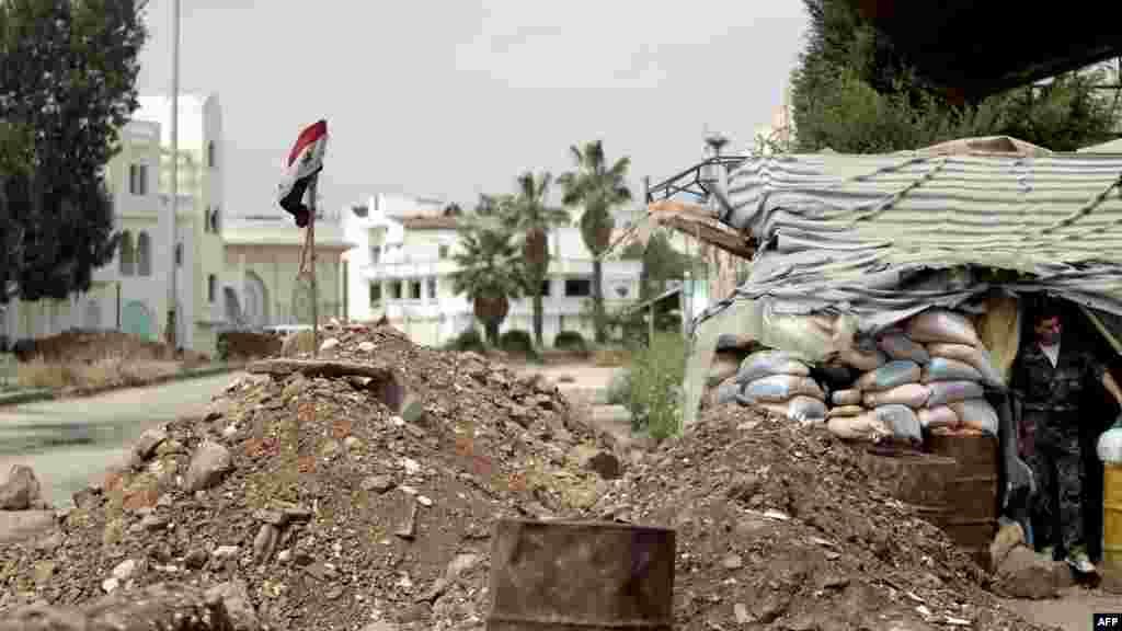 Хомс, 2 мая