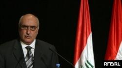وزير التخطيط العراقي علي بابان