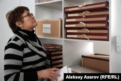 Кандидат филологических наук Раушан Кайшибаева.