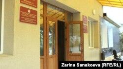 Суд в Цхинвали, в котором рассматривалось дело Гаприндашвили