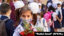В Таджикистане начался новый учебный год